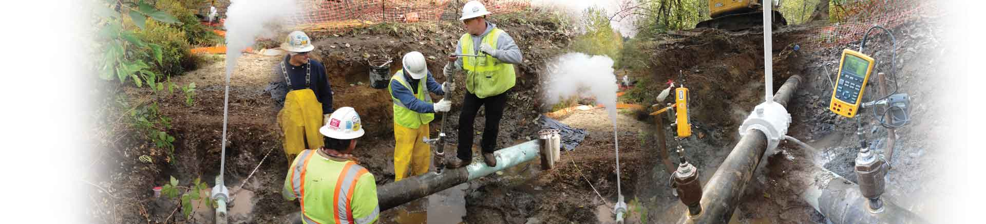 Pipeline Leak Detection and Locating